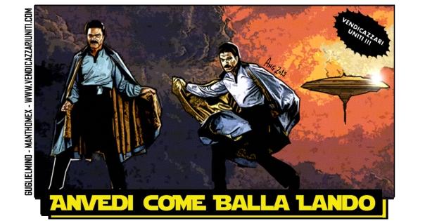Anvedi come balla Lando
