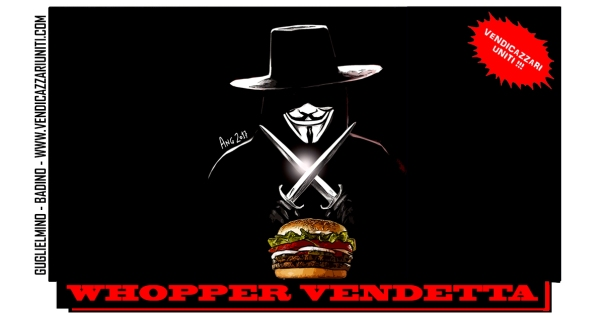 Whopper Vendetta