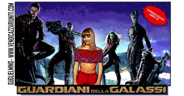 Guardiani della Galassi