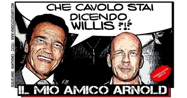 Il mio amico Arnold