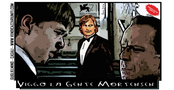 Viggo la gente Mortensen