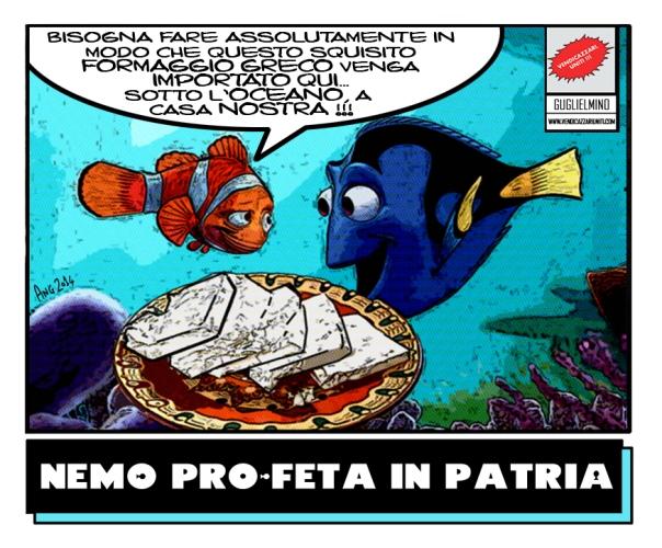 Nemo Pro - Feta in Patria