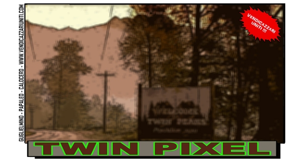 Twin Pixel