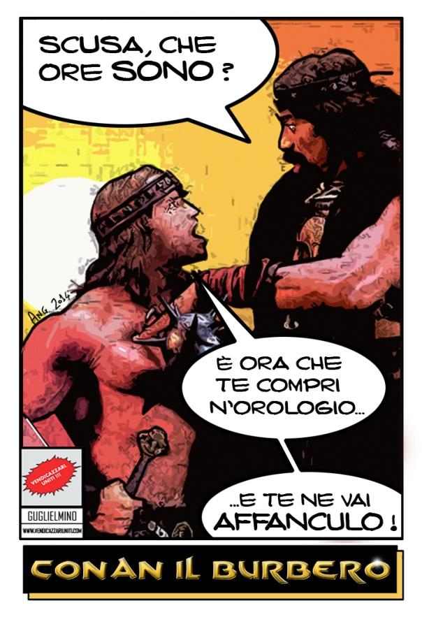 Conan il Burbero
