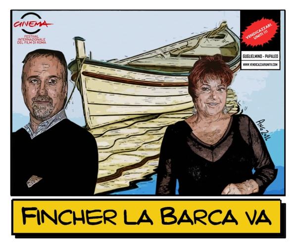 Fincher la Barca va