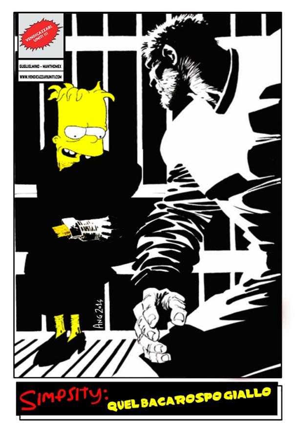 Simpsity - Quel bacarospo giallo