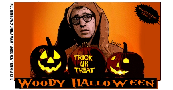 Woody Halloween