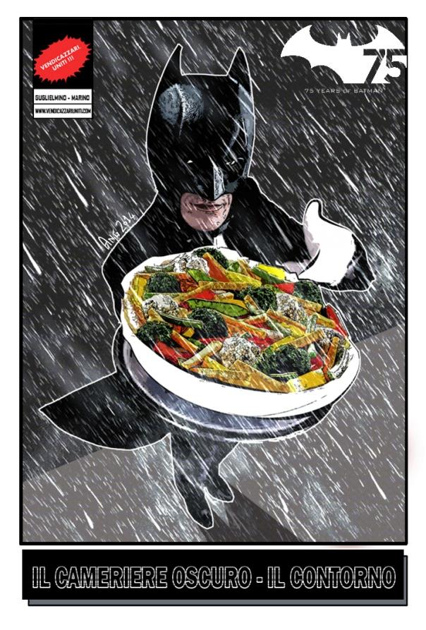 Il Cameriere Oscuro - Il contorno def