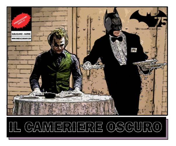 Il Cameriere Oscuro