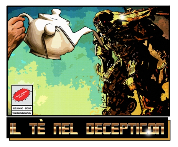 Il Tè nel Decepticon