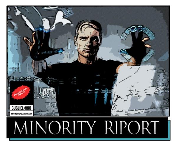 Minority Riport
