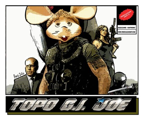 Topo G.I. Joe
