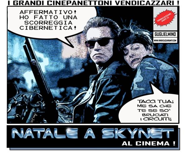 Natale a Skynet