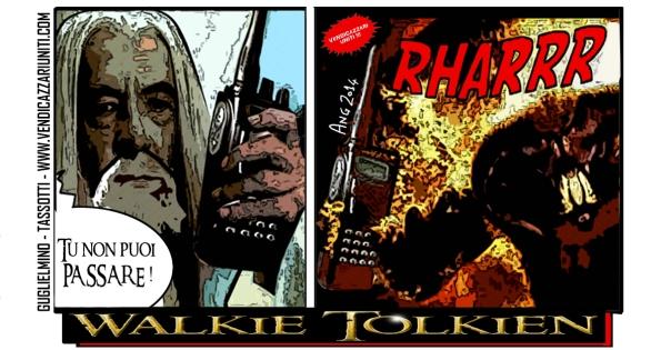 Walkie Tolkien
