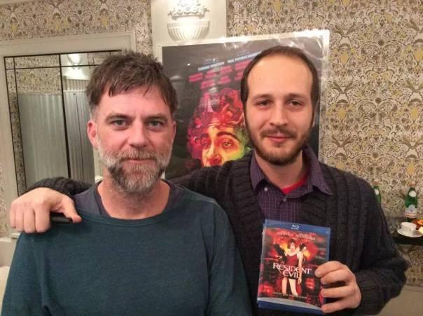 Mirko Lomuscio e Paul Thomas Anderson