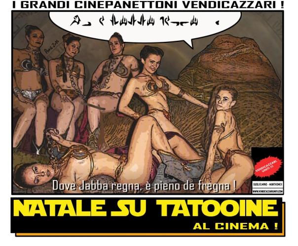 Natale su Tatooine