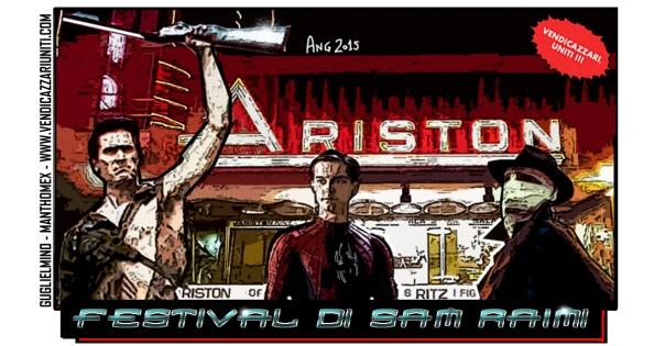 Festival di Sam Raimi