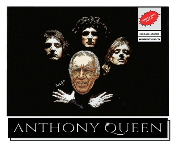 Anthony Queen