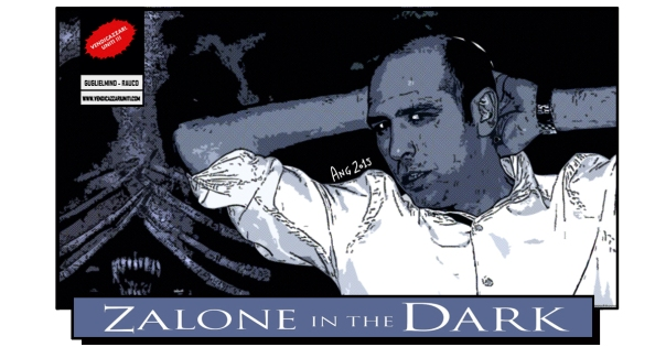 Zalone in the Dark