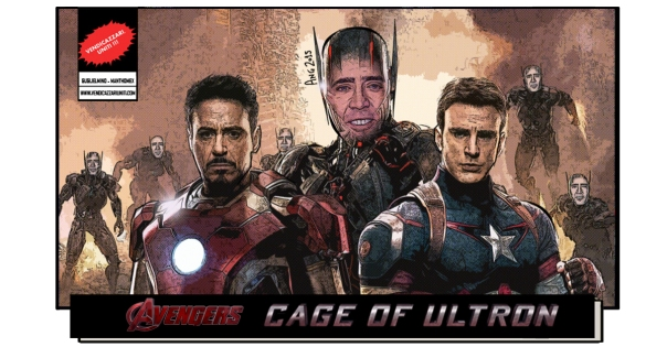 Avengers Cage of Ultron