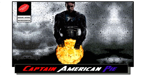Captain American Pie