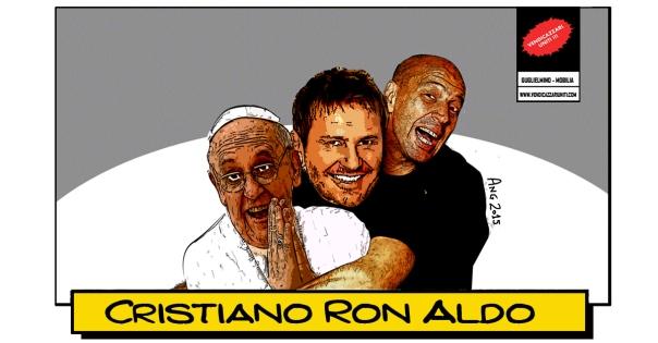 Cristiano Ron Aldo