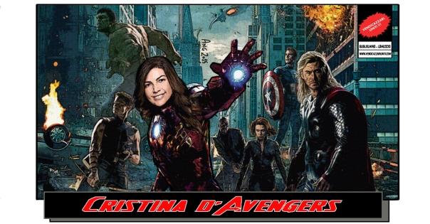 Cristina D'Avengers