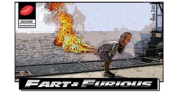 Fart & Furious