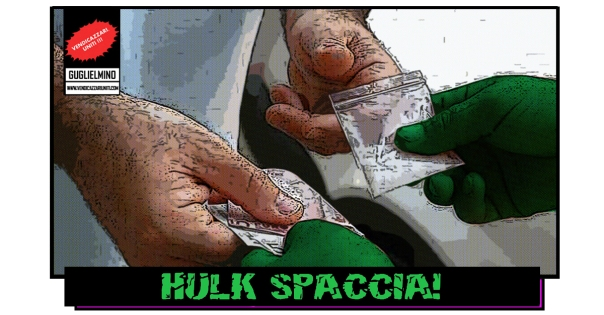 Hulk Spaccia