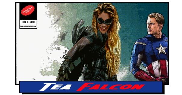 Tea Falcon