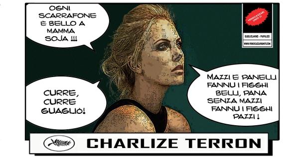 Charlize Terron