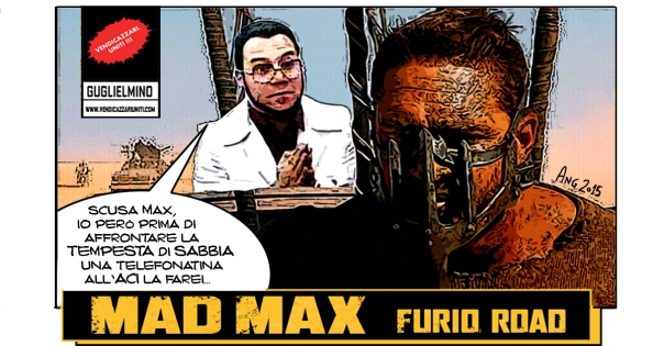 Mad Max Furio Road