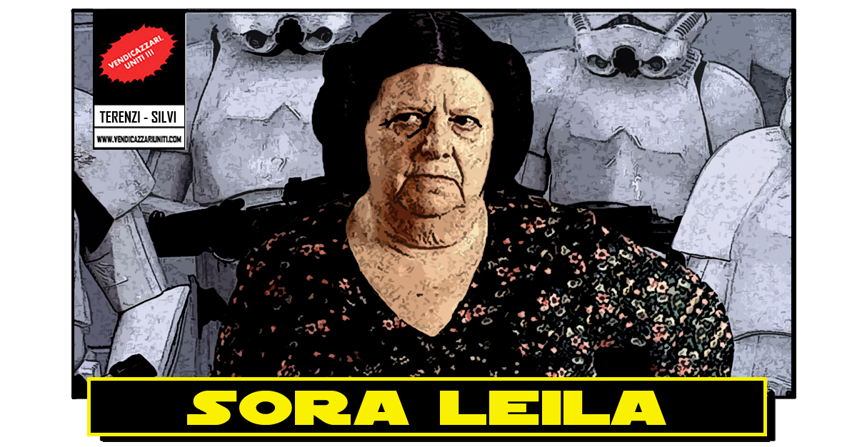 Principessa Leia porno cartone animato