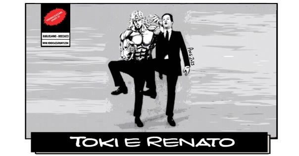 Toki e Renato