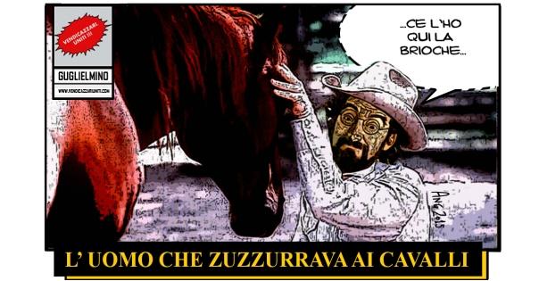 L'uomo che zuzzurrava ai cavalli