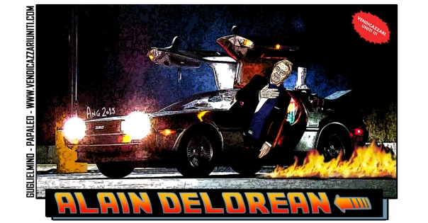 Alain DeLorean