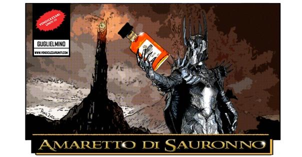 Amaretto di Sauronno