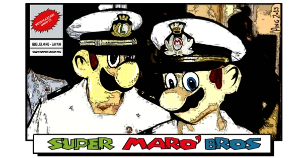 Super Marò Bros