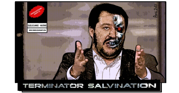 Terminator Salvination