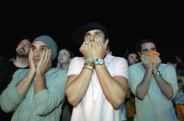 L'entusiasmo dei fan durante le gag di Jar Jar Binks