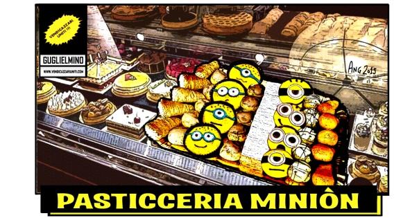 Pasticceria Minion