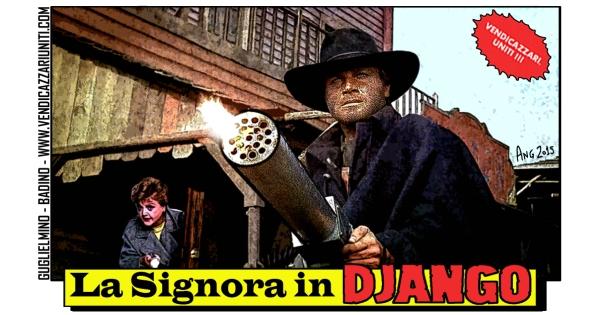 La signora in Django