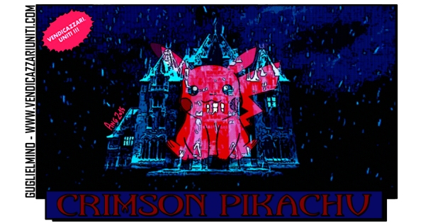 Crimson Pikachu