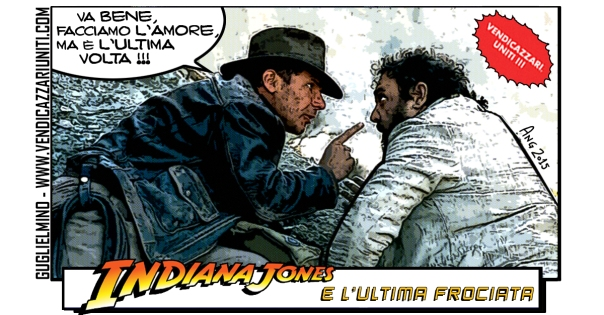 Indiana Jones e l'ultima frociata