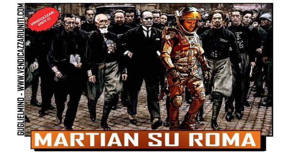 Martian su Roma