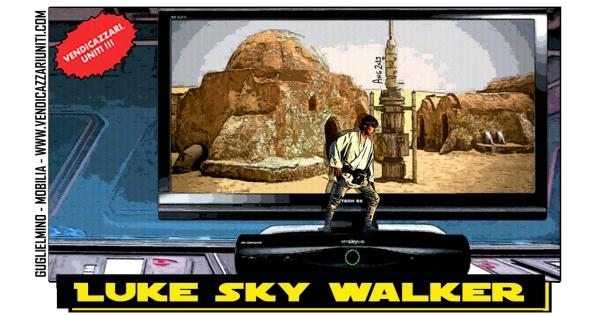 Luke Sky Walker