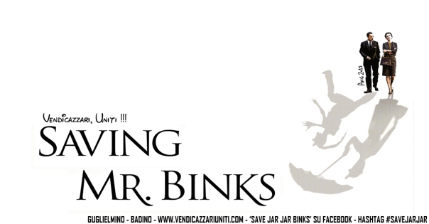 Saving Mister Binks