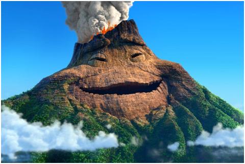 Il pianeta vulcanico Mustafar
