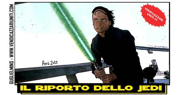 Il riporto dello Jedi