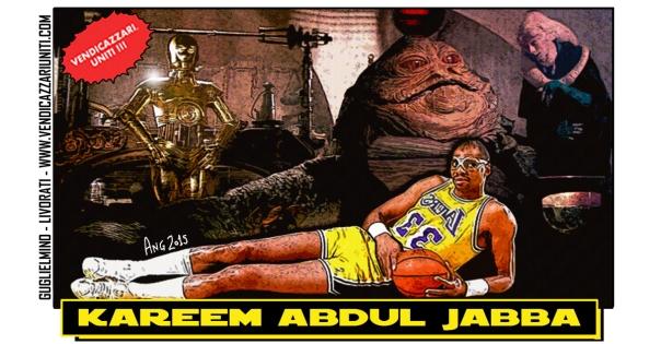 Kareem Abdul Jabba